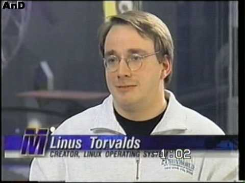 Famous Interviews: Linus Torvalds (2000)