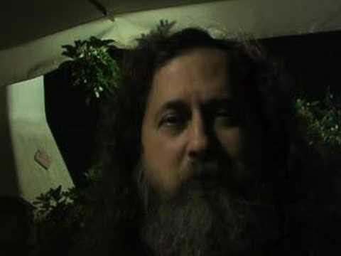 Video: Richard Stallman