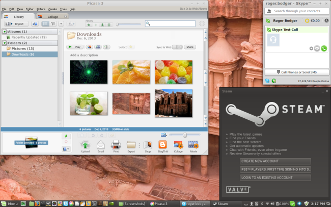 Linux Mint apps