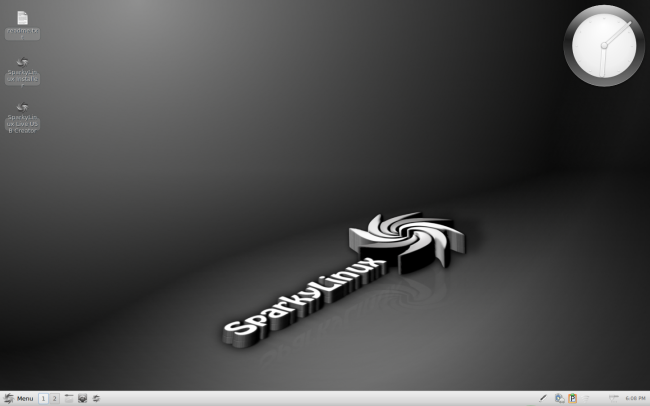 Razor-qt desktop