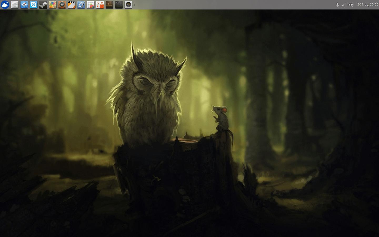 Xubuntu 14.10